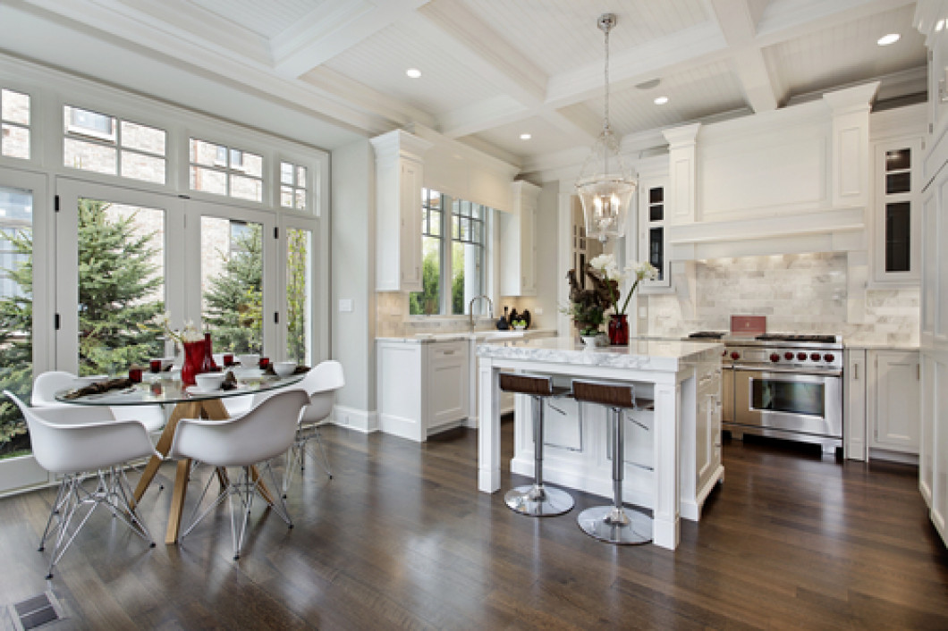 Consult a kitchen remodeling contractor in Conroe, TX